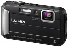 Цифровой фотоаппарат Panasonic Lumix DMC-FT30 (черный)