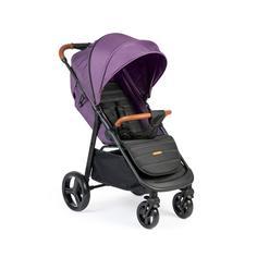 Коляска прогулочная Happy Baby ULTIMA V2 X4 (фиолетовый)