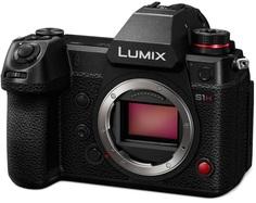 Цифровой фотоаппарат Panasonic Lumix DC-S1HEE-K body (черный)