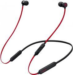 Наушники Beats X Earphones (черно-красный)