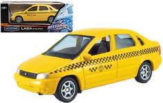 "Машинка Autotime ""LADA KALINA"" Такси (желтый)"