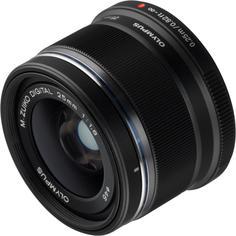 Объектив Olympus M.Zuiko Digital 25mm 1:1.8 / EZ-M2518 (черный)