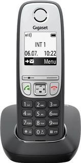 Радиотелефон Gigaset A415 (черный)
