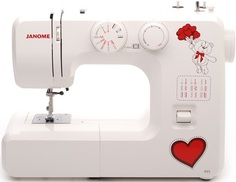 Швейная машинка JANOME 495 (белый)