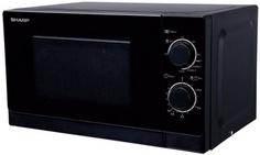 Микроволновая печь Sharp R-2000RK (черный)