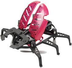 Интерактивная игрушка Silverlit Жук летающий (черный)