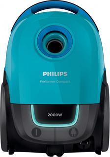 Пылесос Philips FC8389/01 (бирюзовый)