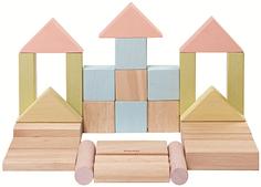 Конструктор Plan Toys 40 кубиков