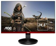 Монитор AOC Gaming G2590FX (черно-красный)