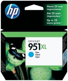 Картридж для принтера HP 951XL CN046AE (голубой)