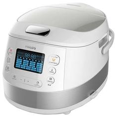 Мультиварка Philips HD4734/03 (бело-серебристый)