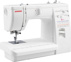 Швейная машинка JANOME 419S (белый)