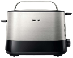 Тостер Philips HD 2635 (серебристо-черный)