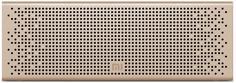 Портативная колонка Xiaomi Mi Bluetooth Speaker (золотистый)