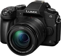 Фотоаппарат со сменной оптикой Panasonic Lumix DMC-G80 Kit 12-60mm f/3.5-5.6 ASPH. POWER O.I.S. (черный)
