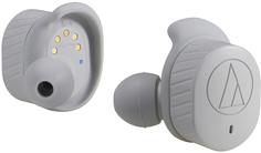Наушники Audio-Technica ATH-SPORT7TW (серый)