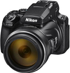 Цифровой фотоаппарат Nikon Coolpix P1000 (черный)