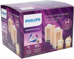 Картридж Philips GC004/00 (4 шт.) для парогенераторов PerfectCare Pure