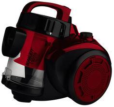 Пылесос Scarlett SC-VC80C11 (красно-черный)