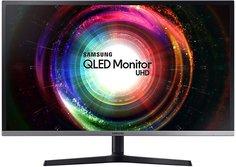 Монитор Samsung U32H850UMI (серебристо-черный)
