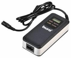 Блок питания Buro BUM-0065A90 (черный)