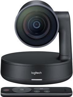Веб камера Logitech ConferenceCam Rally (черный)