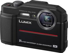 Цифровой фотоаппарат Panasonic Lumix DC- FT7 (черный)