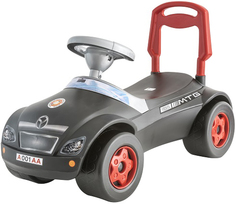 Транспорт Орион Машинка-каталка 016 (черный)