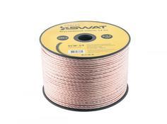 Кабель Swat SCW-14 акустический кабель (прозрачный)