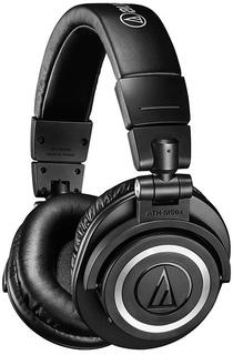 Наушники Audio-Technica ATH-M50XBT (черный)