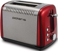 Тостер Polaris PET 0915A (красный)