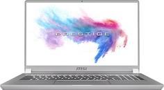 Ноутбук MSI P75 9SE-1010RU Creator (серый)