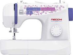 Швейная машинка Necchi 4323 А (белый)