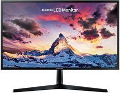 Монитор Samsung S24F356FHI (черный)