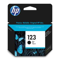 Картридж HP 123 (черный)
