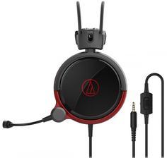 Наушники Audio-Technica ATH-AG1X (черный)