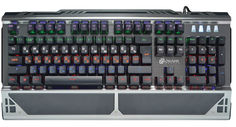 Клавиатура Oklick 980G HUMMER (черный)