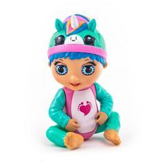 Интерактивная игрушка TINY TOES Единорожек (разноцветный)
