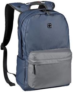 Рюкзак WENGER 605035 (серый, синий)