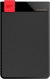 Внешний HDD Silicon Power Diamond D30 1TB SP010TBPHDD3SS3K (черный)