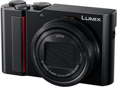 Цифровой фотоаппарат Panasonic Lumix DMC-TZ200 (черный)