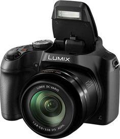 Цифровой фотоаппарат Panasonic Lumix DC-FZ82 (черный)