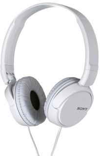 Наушники Sony MDR-ZX110 (белый)