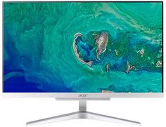 Моноблок Acer Aspire C22-320 DQ.BCQER.005 (серебристый)