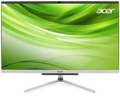 Моноблок Acer Aspire C24-960 DQ.BD6ER.007 (черно-серебристый)
