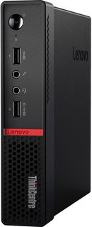 Системный блок Lenovo ThinkCentre M715q 10VG0021RU (черный)