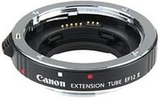 Насадка на объектив Canon EF Extension Tube EF 12 II