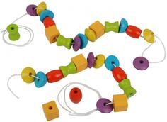 Игрушка Plan Toys Собери бусы