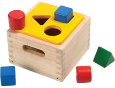 Сортер Plan Toys Деревянный куб