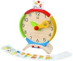 Развивающая игрушка Plan Toys Обучающие часы